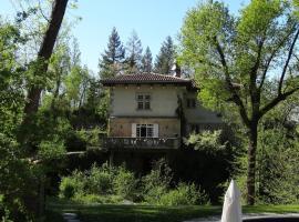 Hostellerie Restaurant Les Gorges de l'Aveyron, Bruniquel