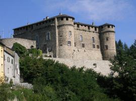 Castello Di Compiano Hotel Relais Museum, Compiano