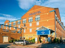 Novotel Wolverhampton City Centre, Vulverhamptonas