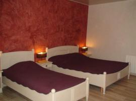 Chambres d'hôtes La Rêvaillante, Bourges