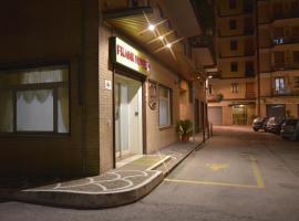 Frank Hotel, Avellino