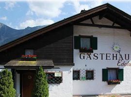 Hotel Edelweiß, Oberau