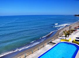 Hotel Partenon Beach & Resort, La Ceiba
