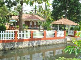 Coconut Creek Farm and Homestay, Kumarakom
