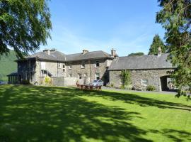 Ffin Y Parc Country House, Llanrwst