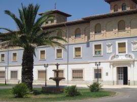 Hotel Hospederia Nuestra Señora del Villar, Corella