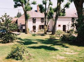Le Clos Fleuri, Vineuil