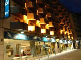 Hotel President, Andora la Velja