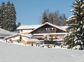 Hotel Hubertushof Eventhotel & Restaurant, Oberstaufen