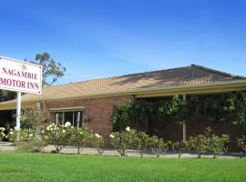 Nagambie Motor Inn and Conference Centre, Nagambie