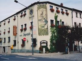 Hotel Jägerhalle, Falkenstein