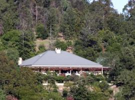 Capers Guesthouse and Cottage, Wollombi