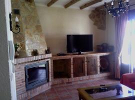 Casa Rural-Apartamento El Lebrillero, Zahara de la Sierra