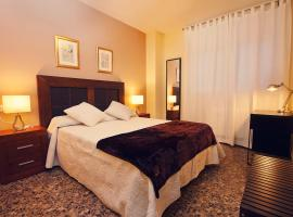 Apartamentos Turísticos Ceres, Mérida