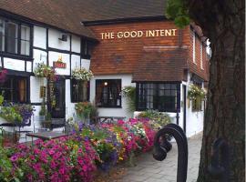 The Good Intent, ピーターズフィールド