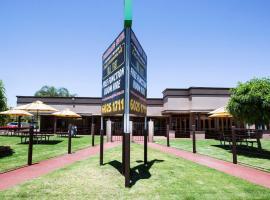 Boomerang Hotel, Albury