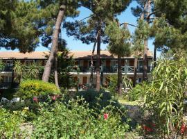Le Palmyr'hôtel, La Palmyre