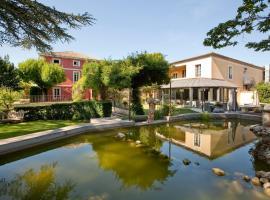 La Villa Augusta - Relais & Châteaux, Saint-Paul-Trois-Châteaux
