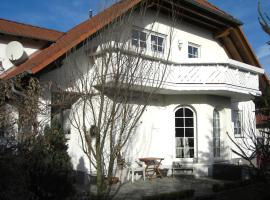 Appartement Am Goldberg, Goldbach