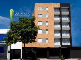 122 Plaza Apartahotel, Bogotá