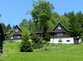 Moravia Soláň, horská chata, Velké Karlovice