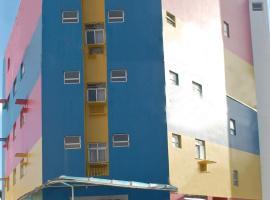 Hotel Piramide - Dois de Julho, Salvador