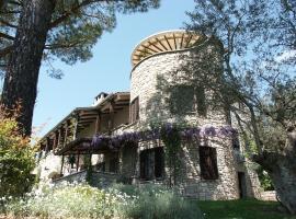 Villa Dony, Passignano sul Trasimeno