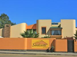 Sandcastle Apartments, Swakopmund