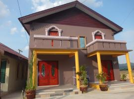, Kampung Padang Masirat