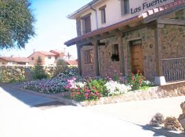 Hotel Las Fuentes, Torrecaballeros