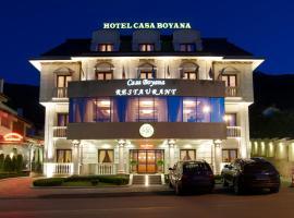 Casa Boyana Boutique Hotel
