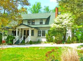 Oakland Cottage Bed and Breakfast, Эшвилл
