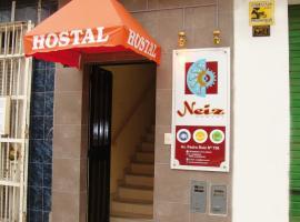 Neiz Hostal, Chiclayo