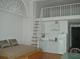SokolRooms Apartments, Parkovoye