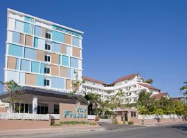 Hill Fresco - Sea Orchid Hotel