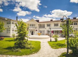 Babushkin Sad Hotel, Belogorodka
