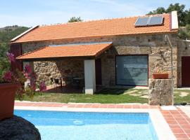 Casa de Entre-Palheiros, Montalegre