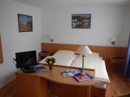 Appartementhaus Eiergrogstube, Helgoland