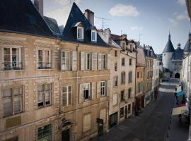 Les Toits des Cordeliers, Nancy
