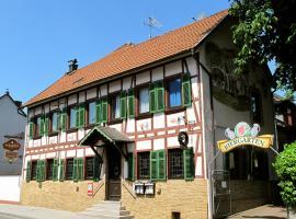 Gasthaus zum Löwen, Frankfurt