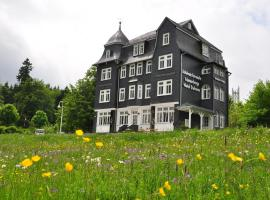 Hotel & Café Daheim, Masserberg