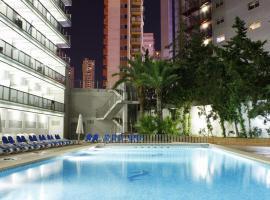Hotel Perla, Benidorm