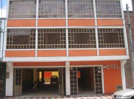 Hotel El Marquez De San Rafael, Bogotá