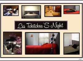 Les Tchitchou'S Night, Contes