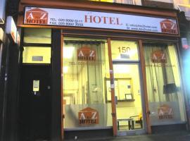 A To Z Hotel, London