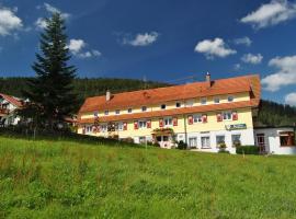 Gasthof Berghof, Enzklösterle