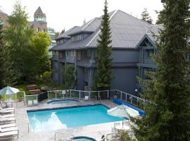 Glacier Lodge by Whistler Accommodation, Whistler