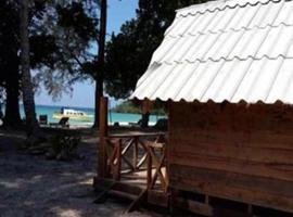 Koh Kong White Sand Beach Resort - by Koh Kong Bay, Koh Kong Island