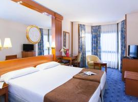 Hotel los Bracos, Logronyo