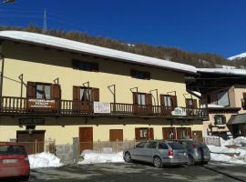 Casa Bert, Pragelato